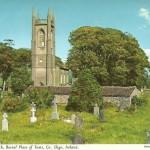 John Hinde postcard view of Drumcliffefe